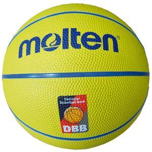 molten Basketball Miniball gelb/rot/blau
