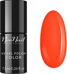 NeoNail 4820-7 UV Nagellack 7,2 ml Papaya Shake Orange und Pfirsich MANIKÜRE