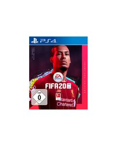Electronic Arts Sony PlayStation 4 PS4 Spiel Fifa 20 Champions Edition (USK 0)