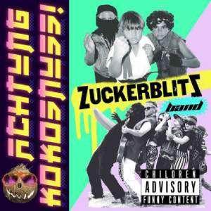 Achtung Kokosnuss! - Zuckerblitz Band -   - (CD / Titel: A-G)