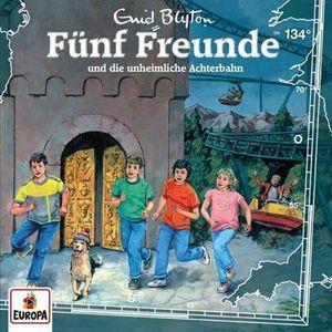 MVW Musik Vertrieb CD Fünf Freunde 134 und die unheimliche Achter 0 0 STK