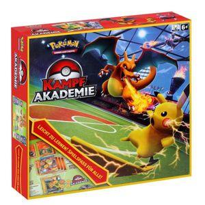 Pokemon Akademie, Brettspiel (DE), für 2 Spieler, ab 6 Jahren