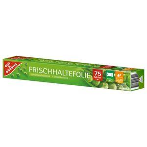 Gut &  Frischhaltefolie 75m