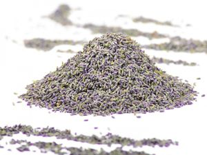 Lavendelblüten tiefblau aus der Provence Gewicht - 50g