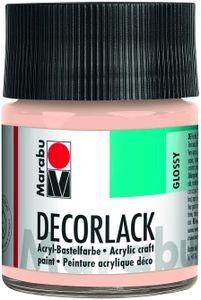 "Marabu Acryllack ""Decorlack"" hautfarbe 50 ml im Glas"