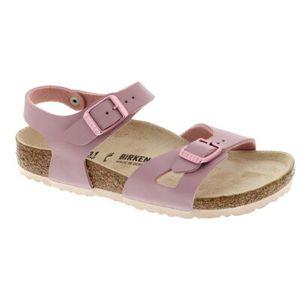 Birkenstock Mädchen Sandalen in der Farbe Rosa - Größe 28