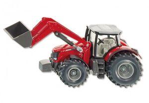 Siku Traktor MASSEY-FERGUSON Spielzeugtraktor rot ; 1985