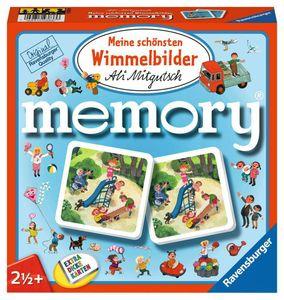 Meine schönsten Wimmelbilder memory® Ravensburger 81297