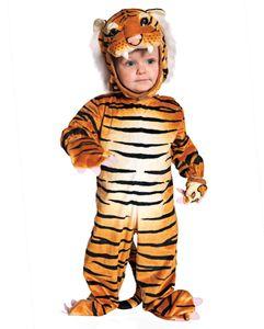 Tiger Faschingskostüm für Kleinkinder & Babys Größe: XL