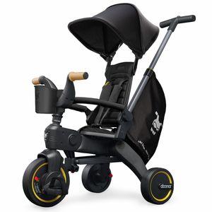 Doona Liki Trike S5 (4 Farben) Nitro Black