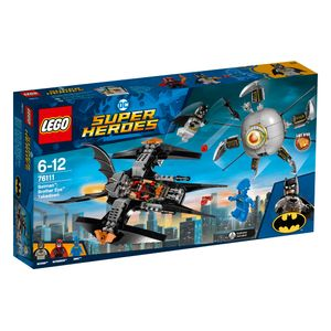LEGO® DC Universe Super Heroes™ Batman™: Brother Eye™ Gefangennahme 76111