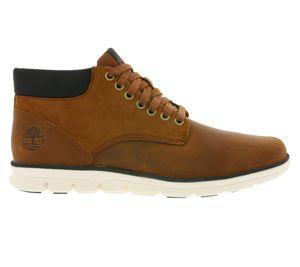 Timberland Chukka Herren Stiefel Braun Schuhe, Größe:46