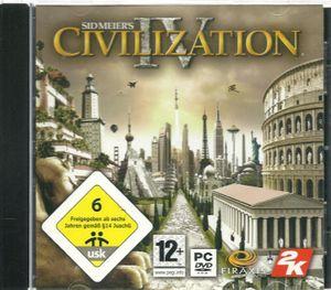 Sid Meier's Civilization 4 - Vielfach ausgezeichnet, in 3D!