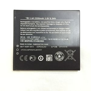 Nokia Lumia 830 BV-L4A Battery 3.8V-8.3Wh 2200mAh Li-ion Batterie Akku