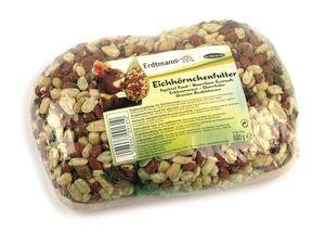 Erdtmanns Eichhörnchenfutter 3 x 300 Gramm