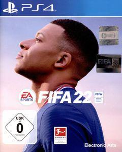 FIFA 22 - Konsole PS4