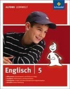 Alfons Lernwelt - Englisch 5: Ausgabe 2009