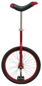 Fun Einräder Eenwieler 20 Zoll 46 cm Unisex Rot