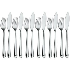 WMF Fisch-Set 12tlg. JETTE CROM. PROTECT 1274356346