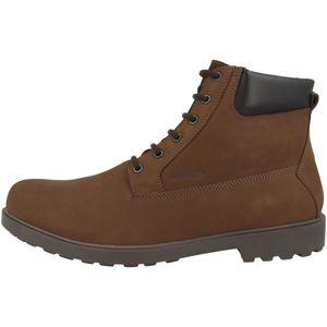 GEOX Herren Stiefel Braun Schuhe, Größe:44