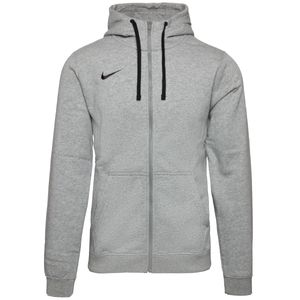 Nike Club 19 Fleece Hoodie-Jacke Herren Grau (AJ1313 063) Größe: M