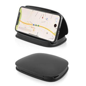 Universal Armaturenbrett Autohalterung für Smartphones, Navi usw. Gr. M