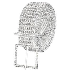 8 Reihe Luxury Diamante Taillengürtel Strass brautgürtel Hochzeit