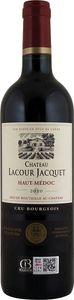 Château Lacour Jacquet Cru Bourgeois Haut-Médoc AOC 2011 (1 x 0.75 l)