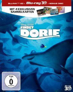 Findet Dorie Limited Edition [Blu-ray 3D+2D+Bonusdisc]