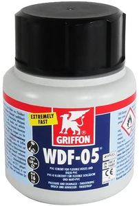 Griffon WDF-05 PVC Kleber 125 ml Dose mit Spezialbürste by well2wellness®