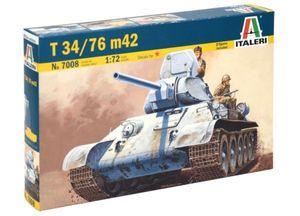 Italeri 1:72 T 34/76 Russischer Panzer