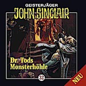 Sinclair,John Folge 32-Dr.Tods Monsterhöhle
