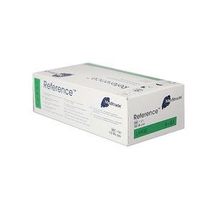 Meditrade Reference Latexhandschuhe gepudert unsteril 100 Stück Gr. M
