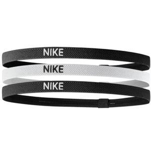 NIKE ELASTIC HAIRBANDS 3583 036 black/white/black -