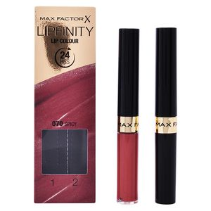 Max Factor Lipfinity Lip Colour - 108 Frivolous
