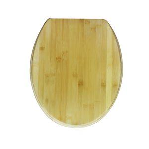 10572 Toilettensitz Bambus