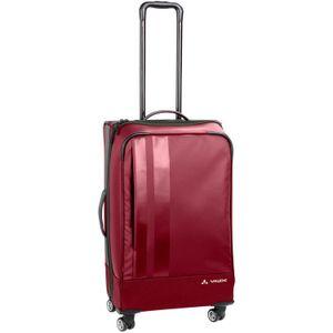 Vaude Timok  Darkred Koffer Trolley PVC Free 65L Rot