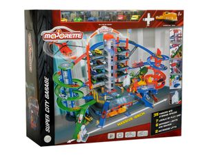 Dickie Toys Super City Großstadtgarage, 212059989