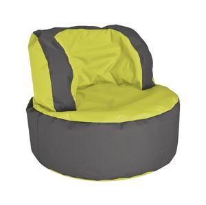 Sitzsack Bebop Scuba 85 x 65 cm,  Gruen Bebop