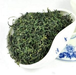 JQ 250g natürlicher Jiaogulan Tee getrocknet – Unsterblichkeitskraut, Wildwuchs ohne Stengel, stets frisch, natürliche Süße, Anti-Stress- und Schlaftee