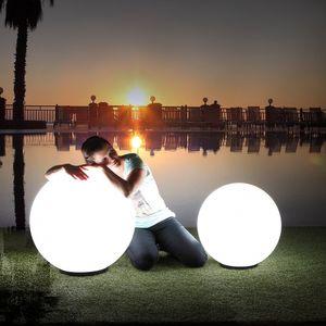2er Set Kugelleuchten Ø 50/60 cm Außen Kugellampen Leuchten Lampen Neu
