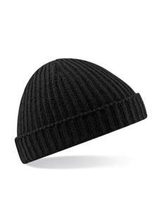 Trawler Beanie Wintermütze - Farbe: Black - Größe: One Size