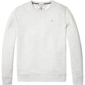 Tommy Jeans Herren Ursprüngliches Sweatshirt, Grau XS