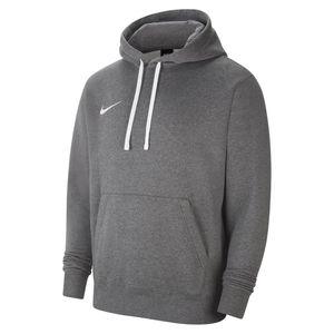 NIKE Team Club 20 Hoody Herren Sweatshirt grau, Bekleidungsgröße:XXXL