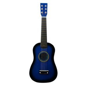 Basswood Akustikgitarre Kinderspielzeug Gitarre Geschenk Student Ukulele Lehre