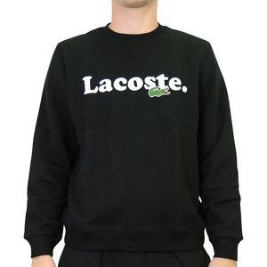 Lacoste Sweatshirt Herren Sonstige Pullover Schwarz (SH2173 031) Größe: M