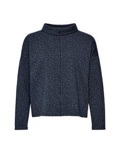 Opus Sweat-Shirt, Farbe:forever blue, Größe:40