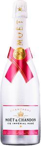 Moët & Chandon Ice Impérial Rosé Demi-Sec Champagner Champagne Frankreich | 12 % vol | 0,75 l