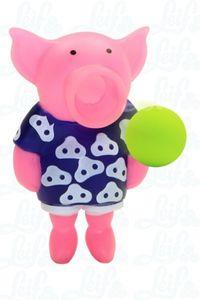 Leif Plopper Schweine