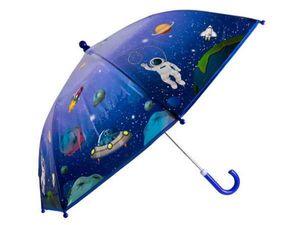 Kinder-Regenschirm transparent Astronaut - bb-Klostermann 53124 -